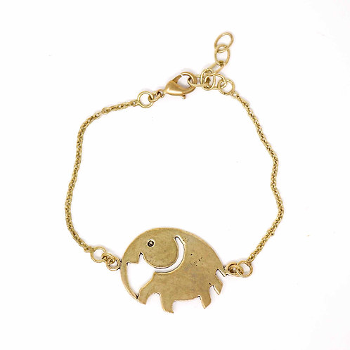 Happy Elephant Bracelet