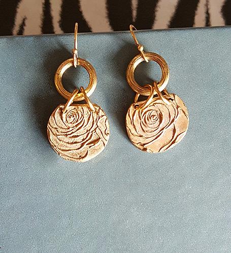Juliette Rose Artisan Earrings