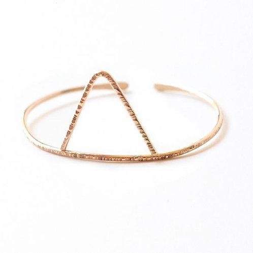 Jessa Triangle Cuff