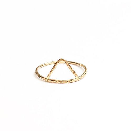 Jessa Triangle Ring