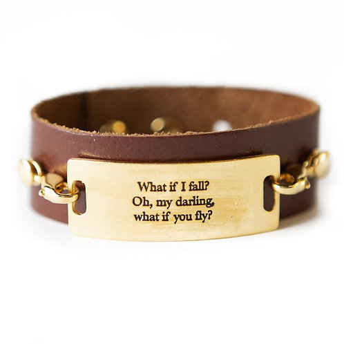 What if You Fly Complete Cuff Bracelet