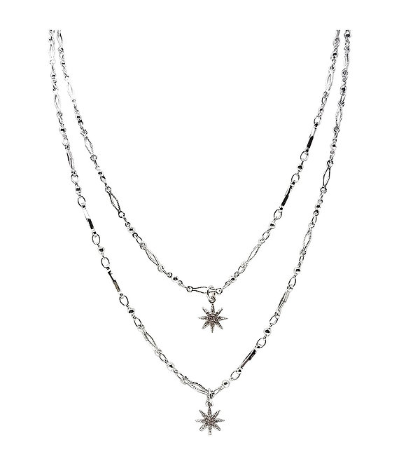 Twinkle Star Layered Necklace