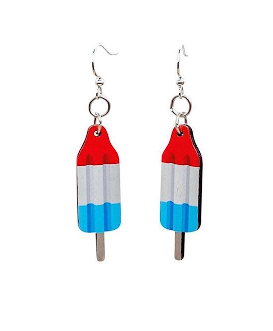 Rocket Popsicle Earrings