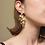 Thumbnail: Golden Cascade Earrings