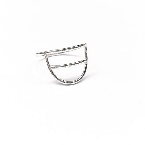 Katrina Warrior Ring