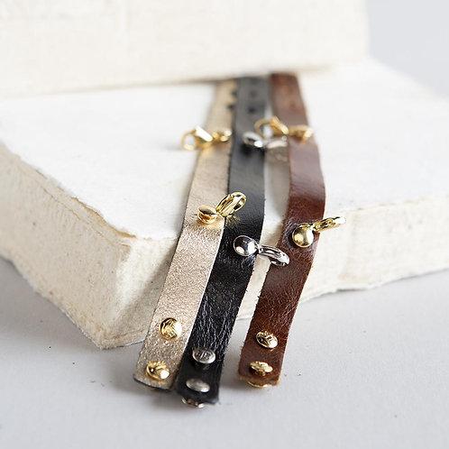 Ultra Thin Leather Cuffs