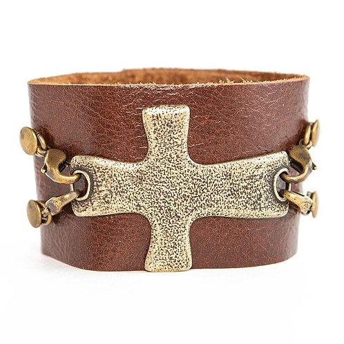Vintage Style Cross for Cuff Bracelet