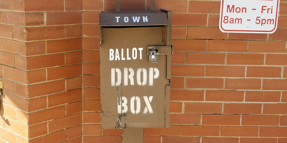 Town of Ordway Municipal Election