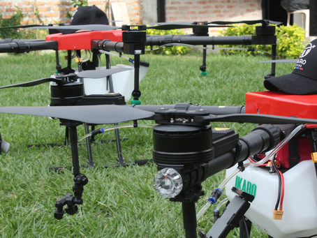 Drones para agricultura made in Colombia