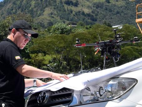 Así crece la industria drone en Colombia en medio de la pandemia