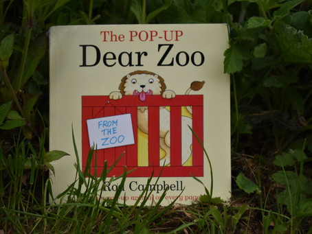 Dear Zoo - Book of the Month