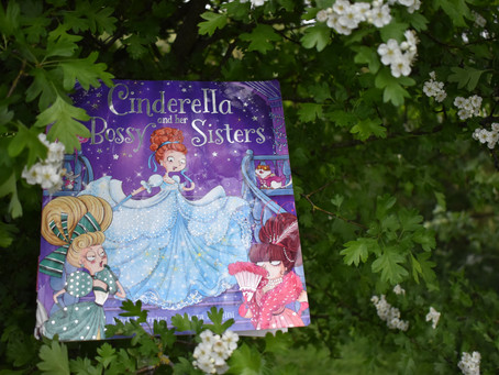Cinderella and her Very Bossy Sisters - Book of the Month