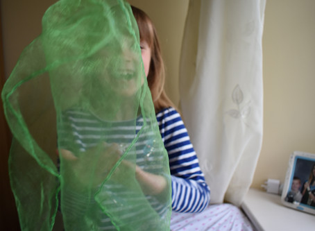Developing the Senses Through Play