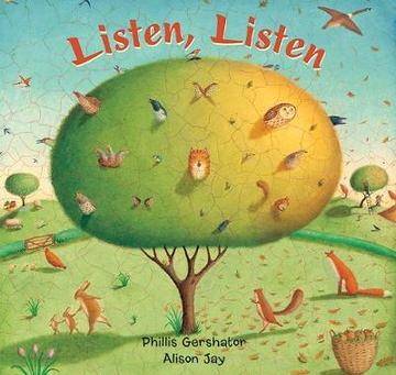 Listen, Listen - book of the month