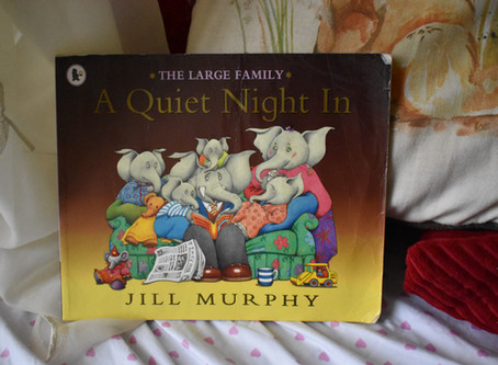 A Quiet Night In - Book of the Month