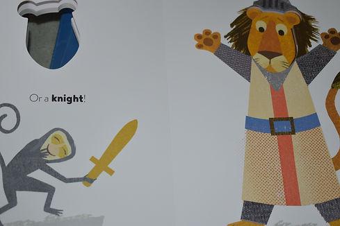 Mr Lion Dresses Up (3).JPG