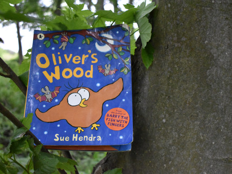 Oliver's Wood - Book of the Month