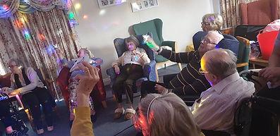 Music Older Sensory Session