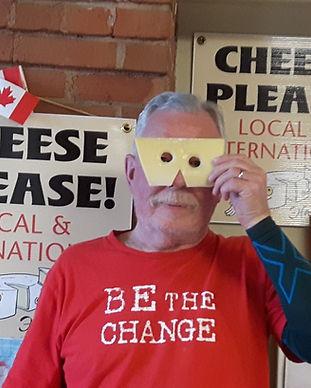 The Cheese Man, Arthur Davis