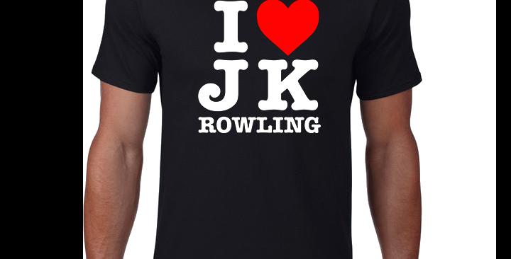 Men's I Love J.K. Rowling T-Shirt