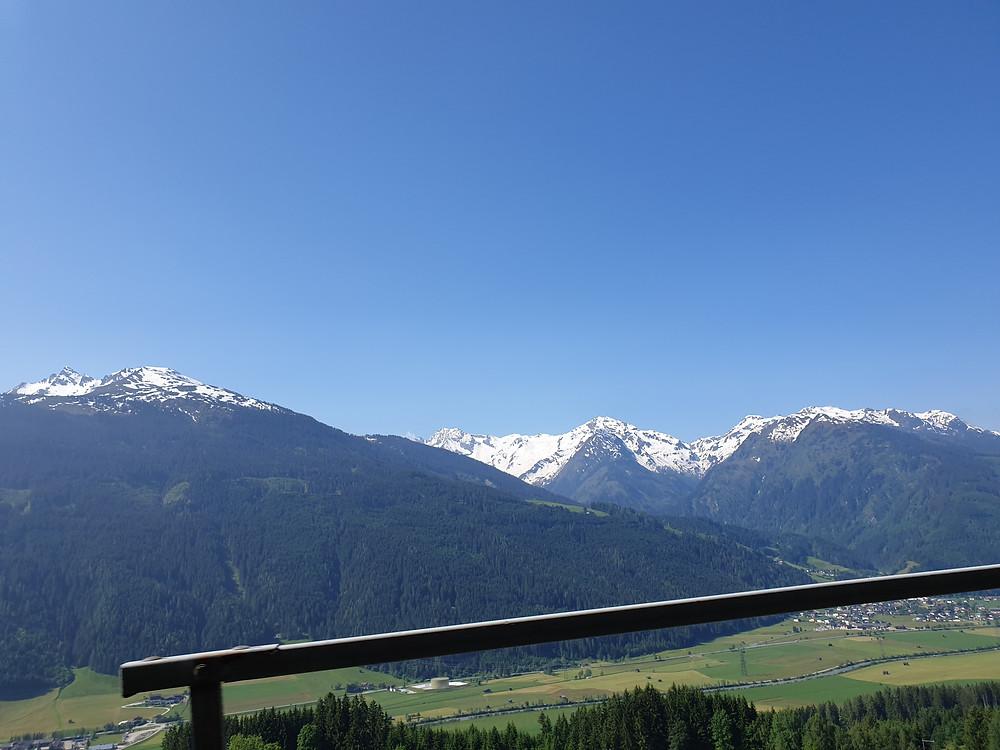 Kitzbühler Alpenrally 2019 scenery