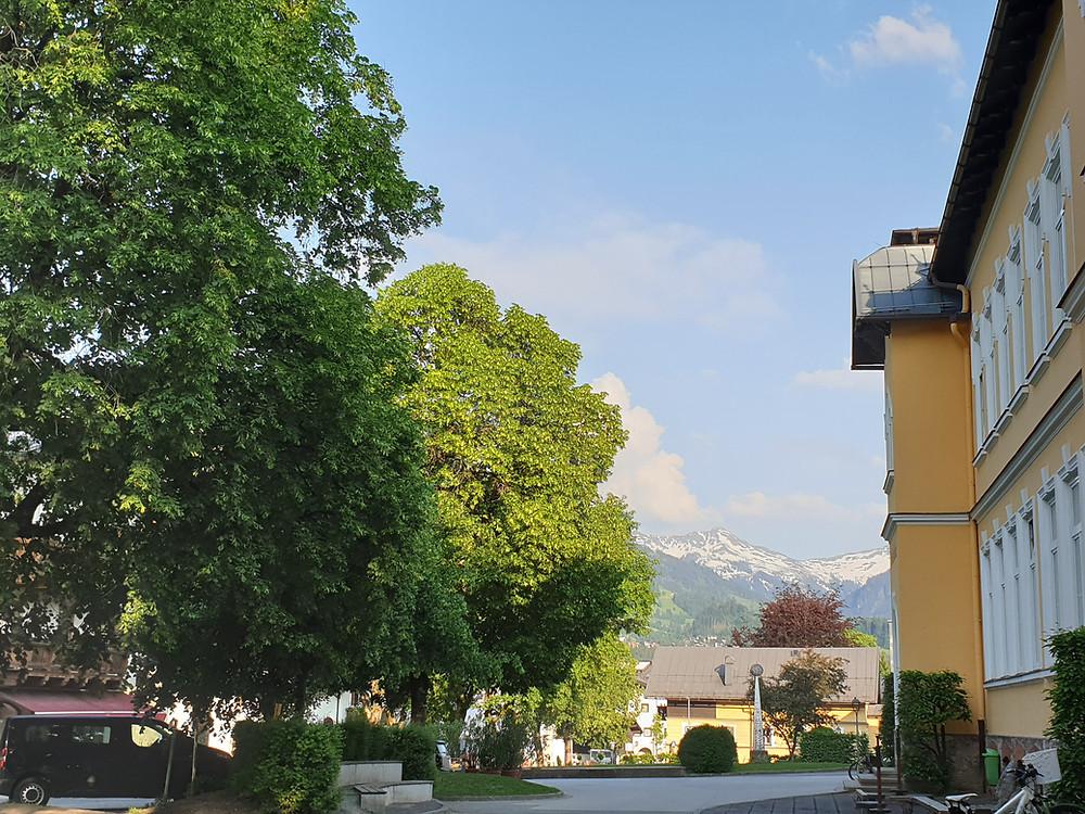 Kitzbühler Alpenrally 2019 Sunbeam Alpine Mark I Salzburg Steigl Brewery