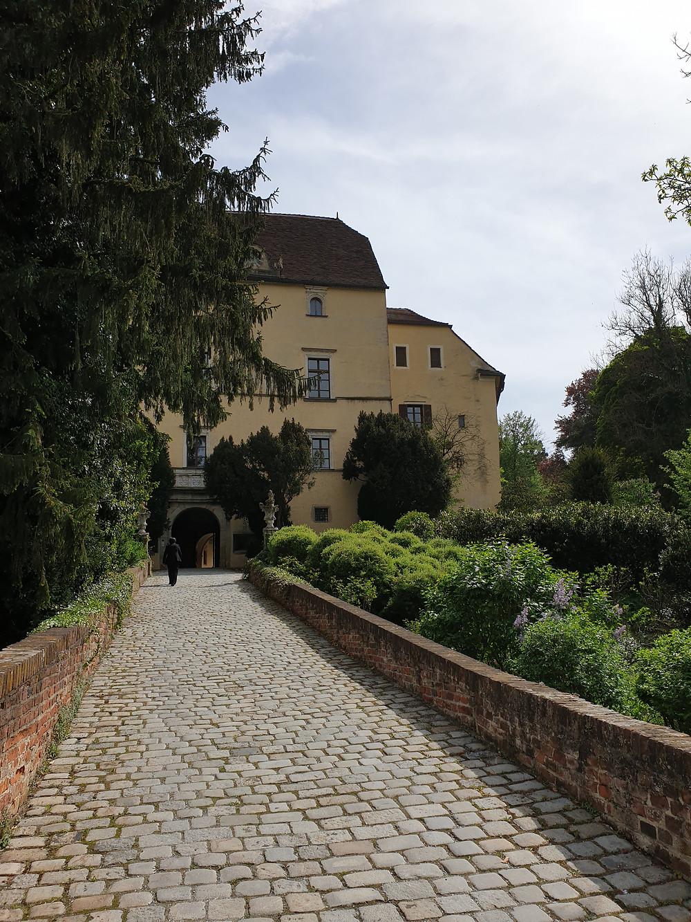 Schloss bei der Südsteiermark Classic 2019