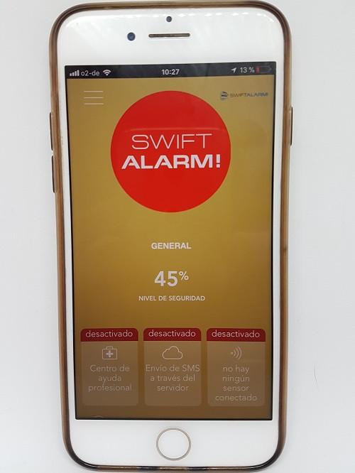 SwiftAlarm! App