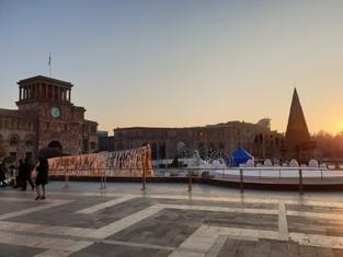 Winter meeting in Armenia