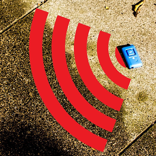 SwiftAlarm! Notrufsystem Taschenalarm mit Sirene