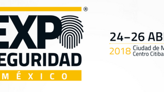 Dr. King´s to speak as founder of SwiftAlarm! at Expo Seguridad Mexico