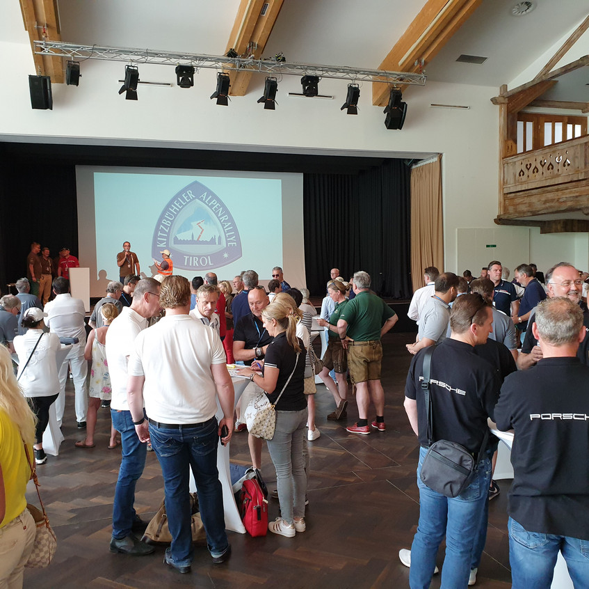 Alpenrally Briefing