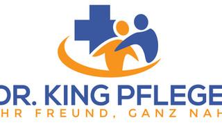Neues Büro der Dr. King Pflege in Augsburg