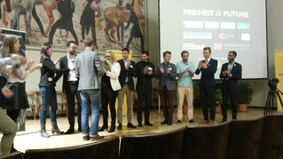 Stolzer Sponsor der Jena-Konferenz 2018 der EFSL