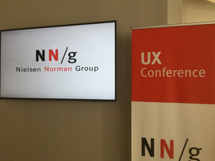 Dr. King @ NN/g UX conference London