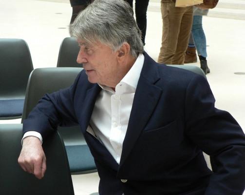 Sammler und Philanthrop Frieder Burda