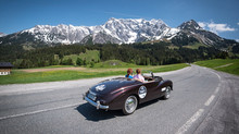 Joy of driving : Alpenrallye 2019 in Kitzbühel/Austria