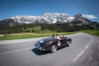 Joy of driving : Alpenrallye 2019 in Kitzbühel/Austria