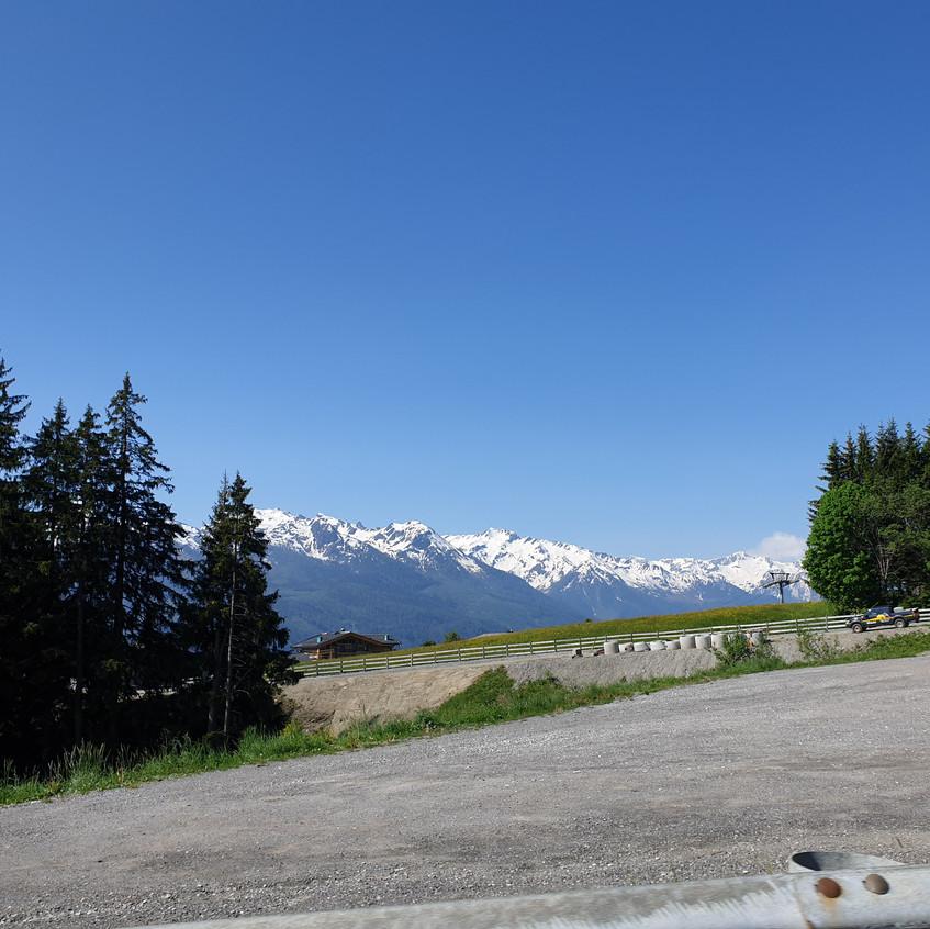 Alpenrally Panorama
