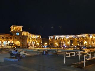 Wunderbare Tage in Erevan