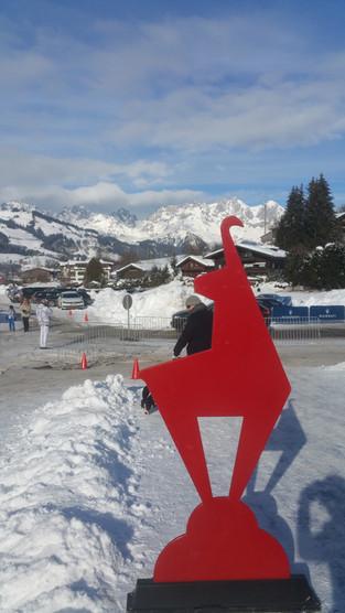 Snow Polo in Kitzbühel