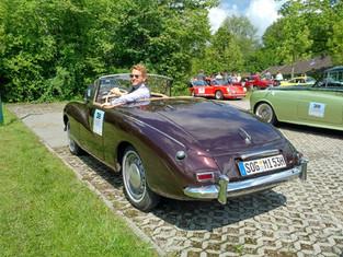 """Espressorally"" Oldtimer Ausfahrt am Ammersee"