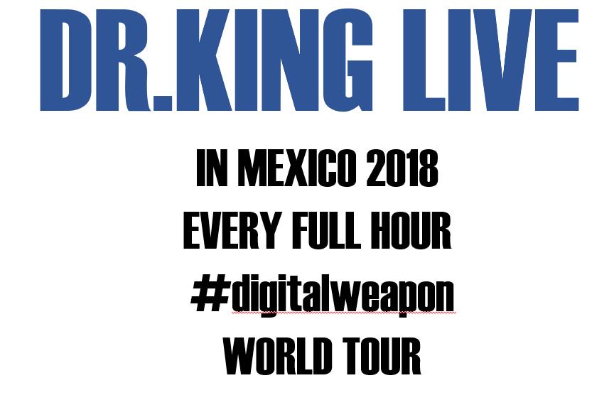 Dr. King live