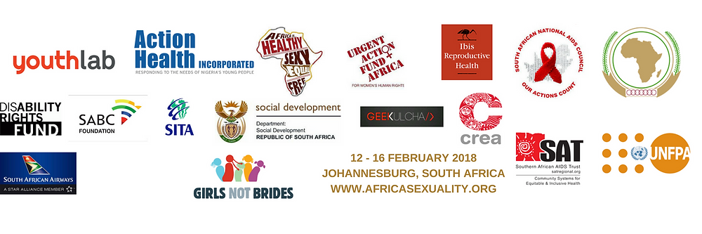 African Conference of Sexual and Reproductive Health 2018 Johannisburg