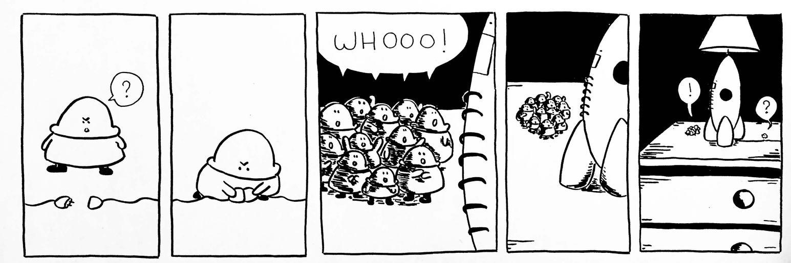 une histoire de bidou