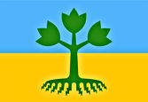 UTL Flag with Tree of Liberty
