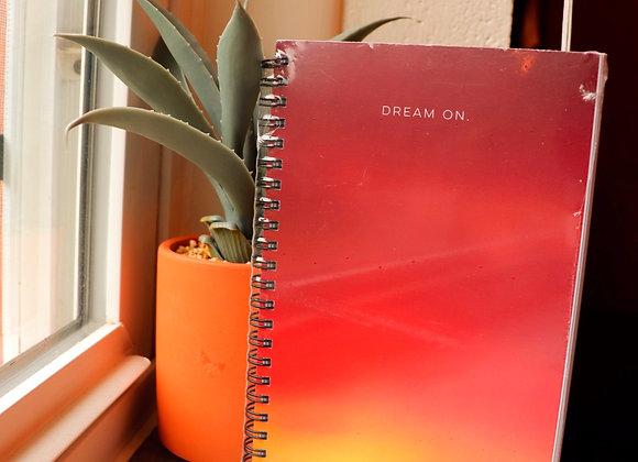 dream on : live inspired write inspired