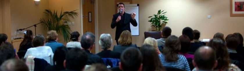 Max Leone Coach, Speaker & Author