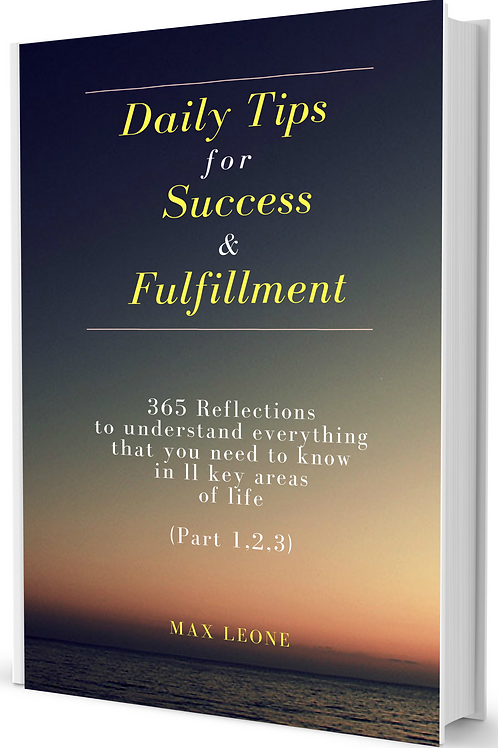 Daily Tips For Success & Fulfillment
