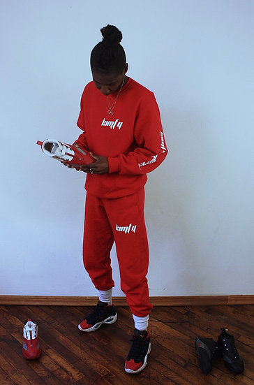 Red Bull Track Suit